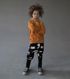 Nununu fall 2016 cool kid fashion