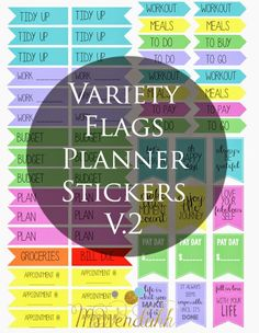 MsWenduhh Planning & Printing: Free Printable Stickers