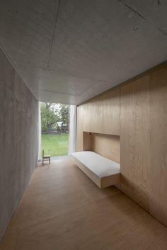 Chameleon House. Location: Lipence, Prague, Czech Republic; firm: Petr Hájek - Architekti; year: 2014