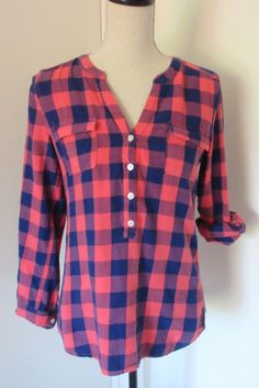 Classic Plaid Shirt for Women | Old Navy | Wishlist | Pinterest ...