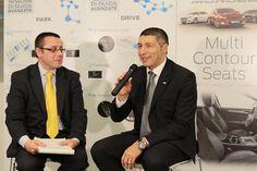 Evento Presentazione Nuova Ford Mondeo 2015 - Intervista Claudio Camba