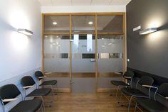 salle d 39 attente du cabinet m dical tandartspraktijk pinterest. Black Bedroom Furniture Sets. Home Design Ideas
