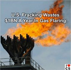 What A FRACKING Waste!  Read it here: