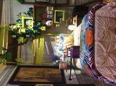 Anthropologie bedroom staging. Love!!