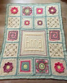 Beautiful crochet work