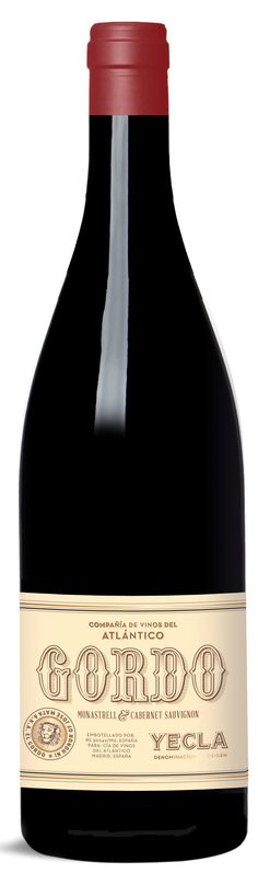 Wine Labels - Gordo   Yecla