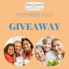 Mother's Day Giveaway and Special! Check out our Facebook Athena's Elements for the mechanics to win.  #1 TOP RATED CROCHET IN AMAZON  Shop all our products here: http://amzn.to/1LzJw7l  #athenaselements #crochet #crochetaddict #crocheting #crochetlove #crochetbraids #crochetersofinstagram #yarn #yarnaddict #yarnporn #crafts #craft #crochethooks #crocheter #handmade #etsy #amazon #ebay #quotes #beautiful #flowers #diy #cute #pretty #crafty by athenaselements