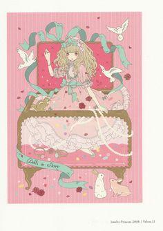 Imai Kira - Jewelry Princess