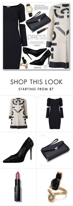 """NEWCHIC"" by nanawidia ❤ liked on Polyvore featuring BLANCHA, Bobbi Brown Cosmetics, womenfashion, polyvoreeditorial and newchic"