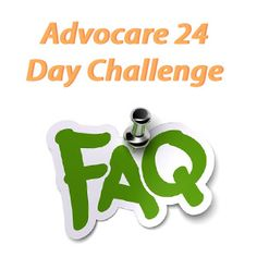 FAQ Advocare 24 Day Challenge...I bought it; time to get bikini ready for Mexico!