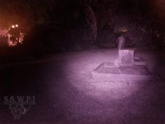 While exploring a cemetery one night, a Sydney-based paranormal team snapped what appears to be one of the most lively ghost photos in rec. Scary Ghost Pictures, Real Ghost Pictures, Creepy Ghost, Ghost Pics, Images Terrifiantes, Real Haunted Houses, Haunted Places, Ufo, Ghost Caught On Camera