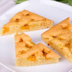 Rychlá bezlepková buchta s ovocem Snack Recipes, Snacks, Gluten Free, Chips, Ethnic Recipes, Food, Kitchen, Recipes, Diet
