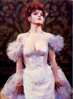 Bernadette Peters as the Witch in Into the Woods.  { Pinterest: aubreeweaver }