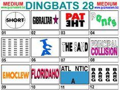 Dingbats Printable Crossword Puzzles, Rebus Puzzles, Christmas Picture Quiz, Picture Puzzles Brain Teasers, Lateral Thinking Puzzles, Christmas Worksheets, Brain Games, Employee Appreciation, Mind Games