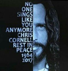 Chris Cornell   #chriscornell #audioslave #soundgarden #templeofthedog