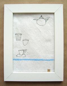 Etsy Find: Tine Wiggens Textile Art