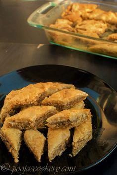 Greek Dessert Baklava