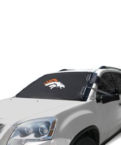 Look at this Indianapolis Colts NFL FrostGuard® Windshield Cover Denver Broncos Football, Pittsburgh Steelers, Dallas Cowboys, Seattle Seahawks, Chargers Nfl, San Diego Chargers, Windshield Cover, Eagles Nfl, Nfl Packers