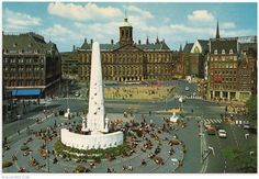 The-national-monument, Amsterdam