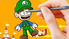 super mario maker animation - YouTube
