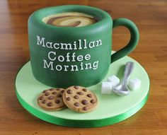 Macmillan Coffee Morning, Friday 25th of September. |