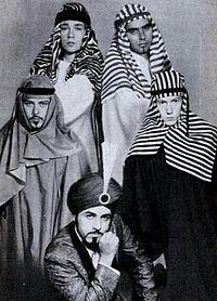 Sam the Sham and the Pharoahs 1965