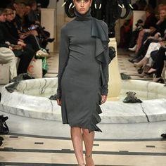 Ab August gibt es unsere #W18 Kollektion im Shop und Online 🤘🏻 #anjagockel #newcollection Anja Gockel, High Neck Dress, Dresses, Fashion, Turtleneck Dress, Vestidos, Moda, Fashion Styles, Dress