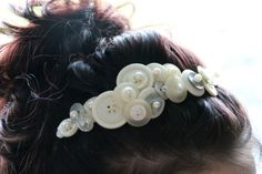 North-yorkshire-Wedding-button & bead-tiara
