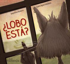 I Love Books, Spanish, Wolf, Humor, Editorial, Art, Children's Books, Children's Literature, Frases