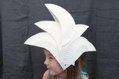 Jellyfish Jelly - Paper Plate Sydney Opera House hat!