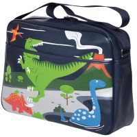 Bobble Art Dinosaur Overnighter Bag www.mamadoo.com.au #mamadoo #bags #wallets