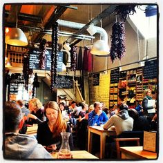 Bill's Restaurant in Brighton, Brighton and Hove