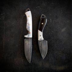 VORN SLÁ and Skálpr Order yours at vorn-knives.com #knivesdaily #knifeporn…