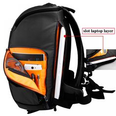 Kingsons Brand New Backpack for Men Women Digital DSLR Photo Padded Backpack With Rain Cover Waterproof Camera Video Solid Bag Price: & Flat Rate Shipping Camera Backpack, Travel Backpack, Fashion Backpack, Waterproof Camera, Backpack Online, St Kitts And Nevis, Uganda, Cambodia, Laos