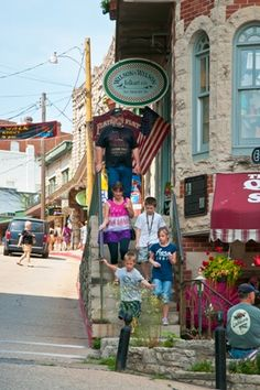 10 Kid Friendly Shopping Destinations in Downtown Eureka Springs