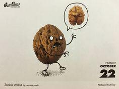 Zombie Walnut