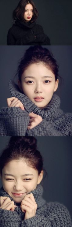 Kim Yoo Jung's beauty illuminates even behind the scenes.Sidus HQ has recently revealed several photos of Kim Yoo Jung. They are BTS shots f… Kim Yoo Jung, Korean Women, Korean Girl, Asian Girl, Jung So Min, Korean Actresses, Korean Actors, Korean Beauty, Asian Beauty