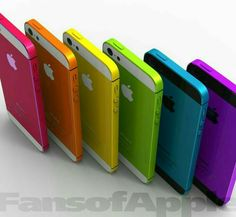 Definitely green, pink or purple! What would be YOUR iPhone color of choice if rumors are true of iPod touch-inspired colors? Love Rainbow, Taste The Rainbow, Over The Rainbow, Rainbow Colors, World Of Color, Color Of Life, All The Colors, Vibrant Colors, Colorful