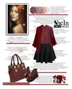 """sheinside"" by karic-lejla ❤ liked on Polyvore featuring MICHAEL Michael Kors"
