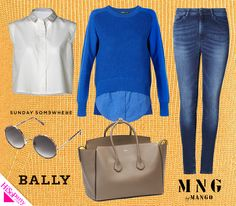 MNG, Sunday Somewhere และ Bally » Shopaholic | HiSoParty.COM