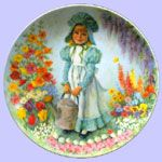 "After many trips to VA antique shoppes and visits to Ebay, I have collected all of John McClelland's ""Mother Goose"" series of plates."