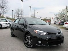 2014 Toyota Corolla S Plus at Toyota of Louisville in Louisville, KY