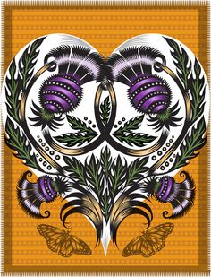 Thistle by Q. Cassetti