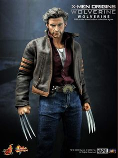Wolverine: X-Men Leather Jacket