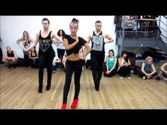 "▶ YANIS MARSHALL CHOREOGRAPHY ""LOVE IN THIS CLUB"" USHER / BEYONCE. HEEL'S CLASS FEATURING MARIE NINJA - YouTube"