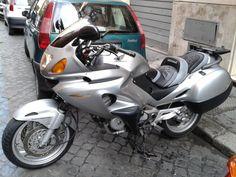 HONDA DEAUVILLE Roma (RM) - Moto usate Roma | Annunci-Insella.it