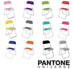 PANTONE® Chair sold by Trolley. Shop more products from Trolley on Storenvy, the home of independent small businesses all over the world. Pantone Universe, Break Room, House Goals, Office Interiors, Chair Design, Sweet Home, House Design, Cool Stuff, Inspiration