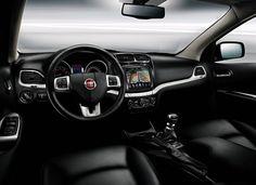 carro novo: Fiat Freemont 2014