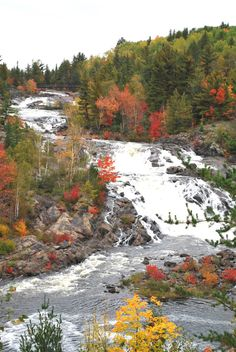 Onaping Falls, Sudbury (From 5 Impressive Must-Visit Waterfalls) Sudbury Canada, Places To Travel, Places To See, Ontario Parks, Ontario Travel, Canada Destinations, Lake Huron, Get Outdoors, Canada Travel