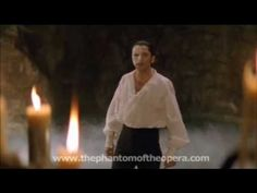 No One Would Listen - Deleted Scene. this scene gives you the Phantom's hurt at it's best. In the book, the Phantom says that no one had ever kissed him before, not even his mother. The fact that Christine did so willingly softened his heart and allowed him to let her go.